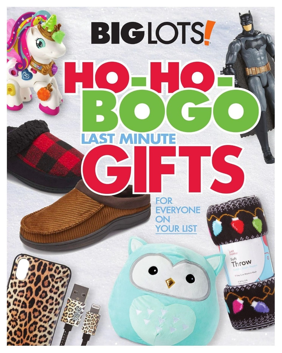 Big Lots Christmas 2020 Big Lots Christmas 2020 Sales, Deals & Ad